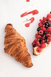 croissant frutti rossi